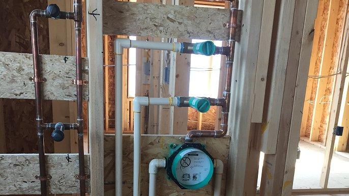 Burton plumbing
